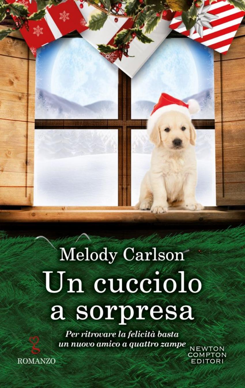 """Un cucciolo a sorpresa"" di Melody Carlson"