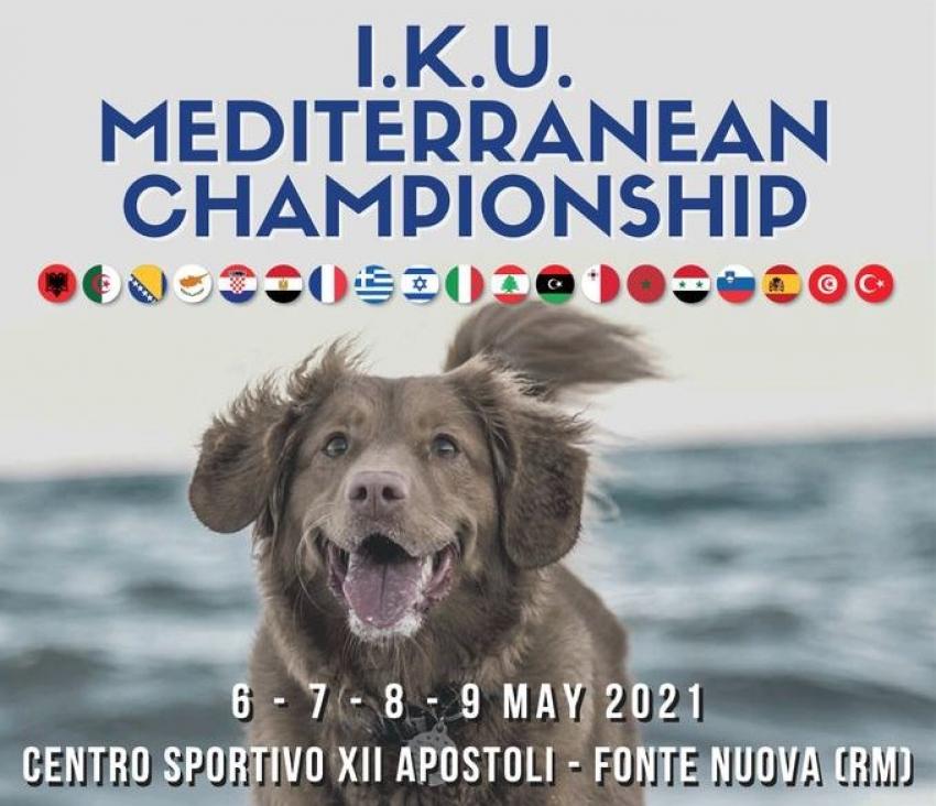 Arriva il Campionato I.K.U. del Mediterraneo: 6-9 Maggio 2021 a Fonte Nuova (Roma)