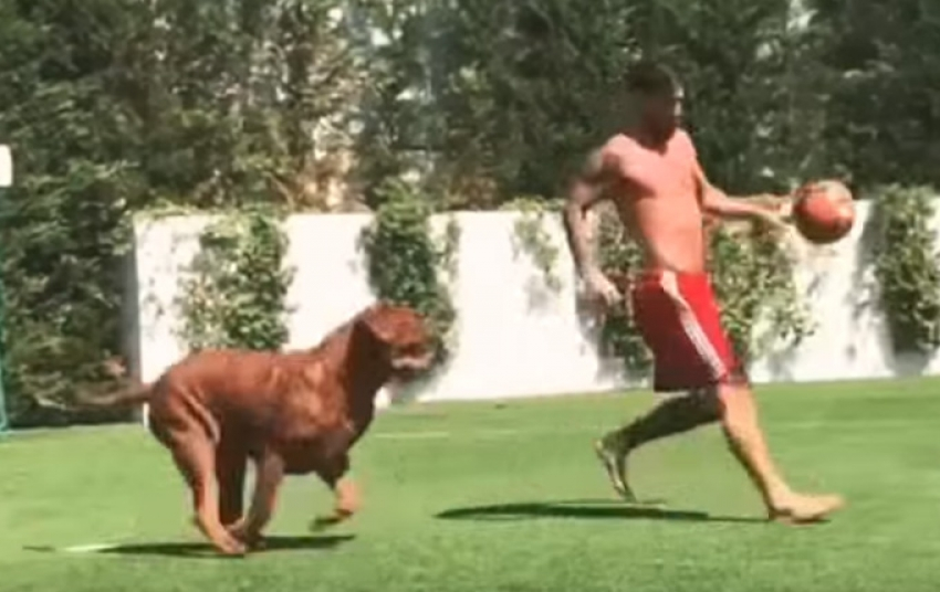 Lionel Messi vs Hulk. IL VIDEO che sta spopolando sul web